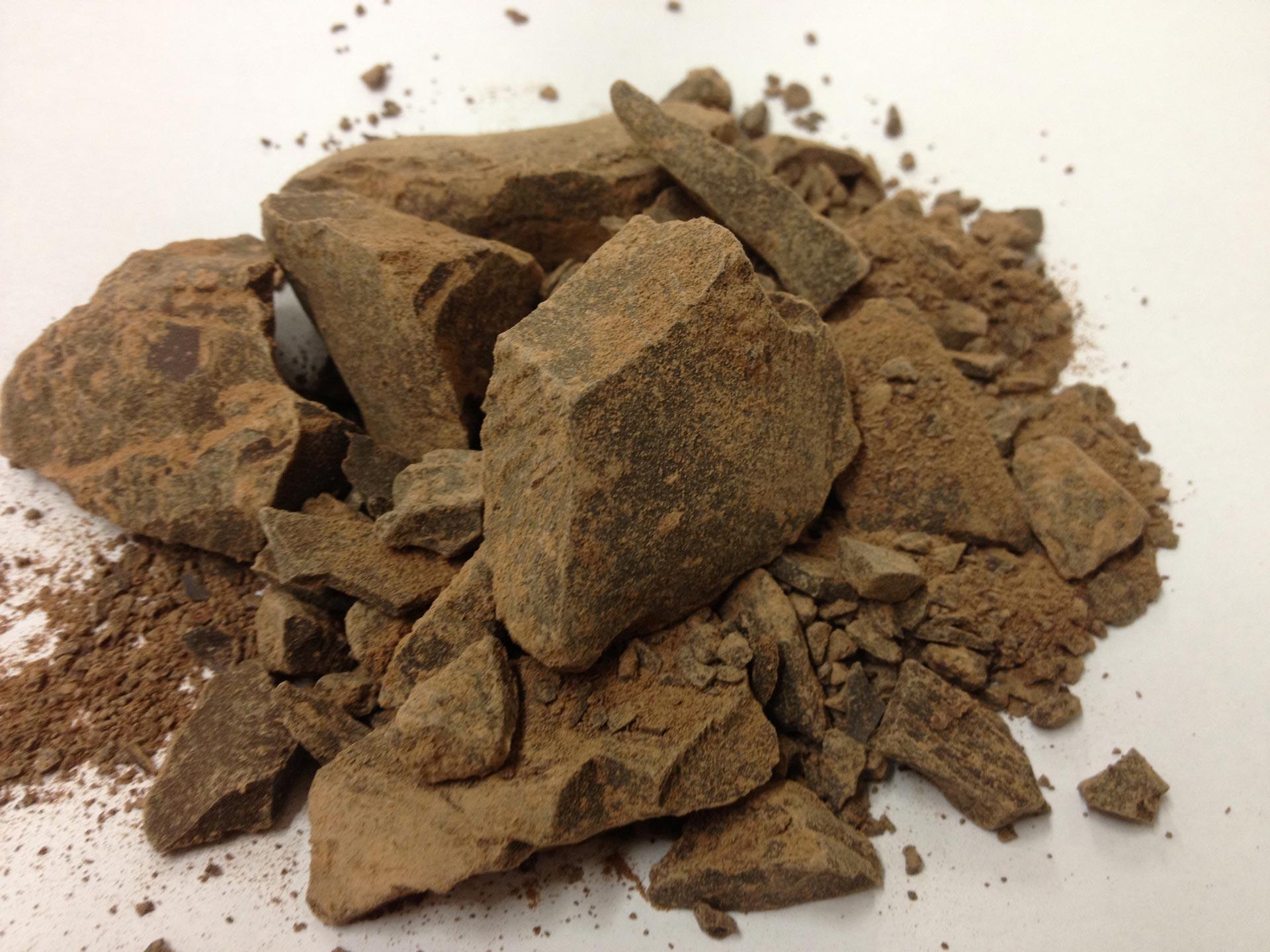 Loos Cacao B.V. Gebroken massa